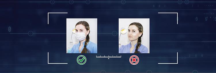 minmoe beléptető érintés nélküli lázdetektor hikvision lázszűrés deep learning covid-19 maszkdetektálás maszk érzékelés