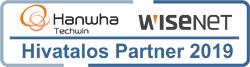A Modern Alarm Kft. a Hanwha Techwin Wisenet rendszereinek hivatalos partnere 2019-ben is